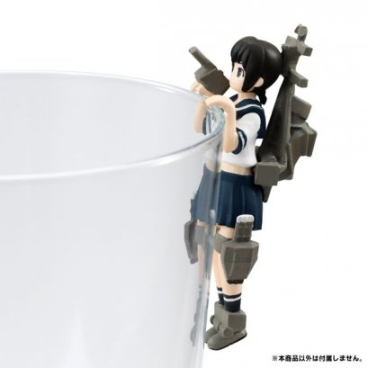 (พร้อมส่งเบอร์ 6) ตุ๊กตาเกาะแก้ว PUTITTO Kantai Collection Kan Colle (ความสูงประมาณ 4-5 cm)