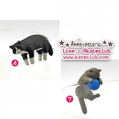 (พร้อมส่งเบอร์ 4,7) ตุ๊กตาเกาะแก้ว PUTITTO Cat Part 3 (ความสูงประมาณ 2.2-4.4 cm)