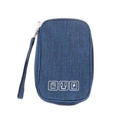 กระเป๋าจัดเก็บอุปกรณ์สายเคเบิ้ลขนาดเล็ก