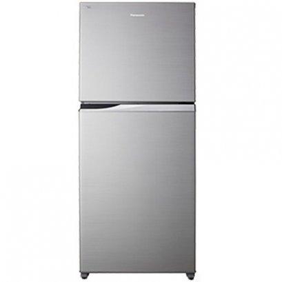 PANASONIC ตู้เย็น 2 ประตู 12.8Q รุ่น NR-BD418VSTH เงิน INVERTER