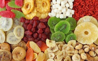 Natural Dried fruits