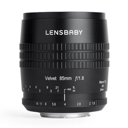 Lensbaby Velvet 85