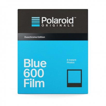 Black & Blue Film For 600 Duochrome