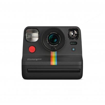 Polaroid Now+ สีดำ