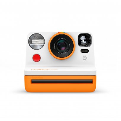 Polaroid Now Orange