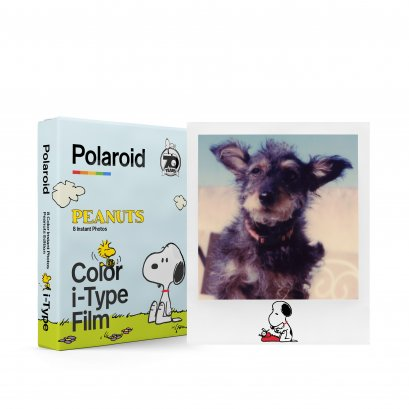 Color i-Type Film - Peanuts Edition