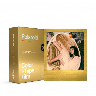 Color i-Type Film - Golden Moments (Double Pack)