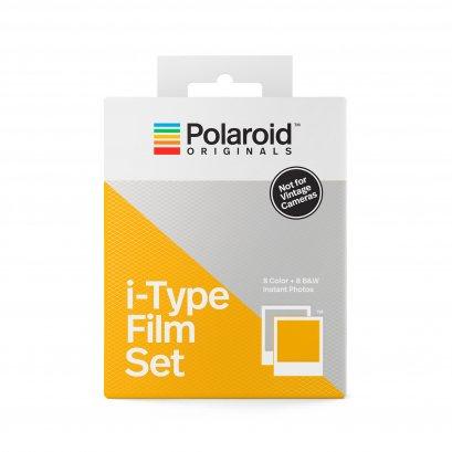 i-Type Film Set (Color/B&W)