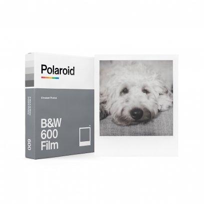 ฟิล์มขาวดำ สำหรับกล้อง Polaroid 600