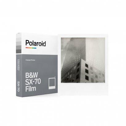 ฟิล์มขาวดำ สำหรับกล้อง Polaroid SX-70