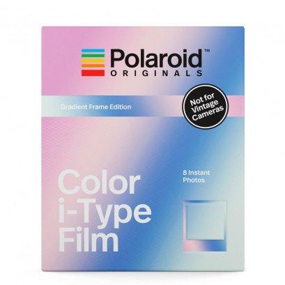 Color i-Type Film Gradient Frame Edition