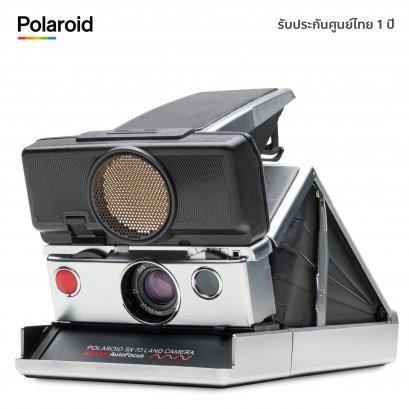 กล้อง Polaroid SX-70 Sonar Autofocus (Referbished Vintage Camera)