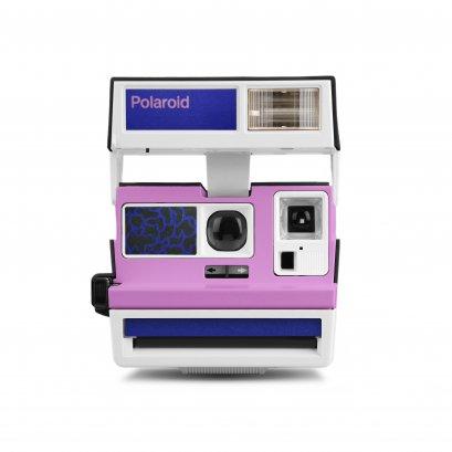Polaroid 600 Pop Deco Instant Camera - Marmo