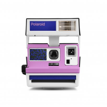 Polaroid 600 Pop Deco Instant Camera - Marmo