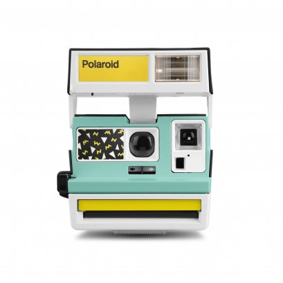 Polaroid 600 Pop Deco Instant Camera - Terazzo