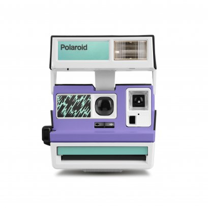 Polaroid 600 Pop Deco Instant Camera - Vernice