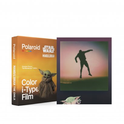 Color i-Type film - The Mandalorian™ edition.