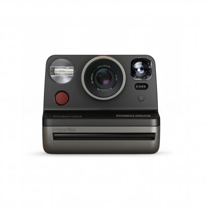 Polaroid Now i‑Type Instant Camera - The Mandalorian™ edition.