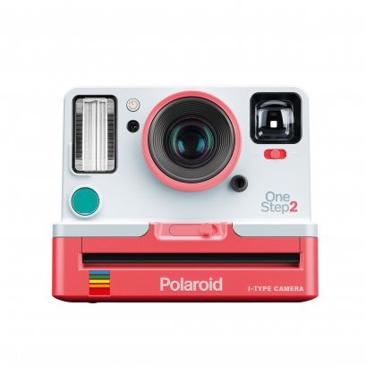 Polaroid OneStep 2 i-Type Camera - Coral Edition