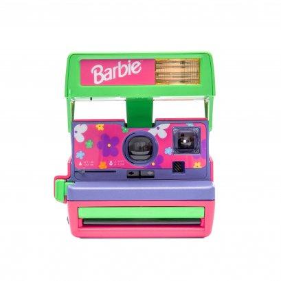 กล้องโพลารอยด์ วินเทจ Polaroid 600 Barbie Limited Edition