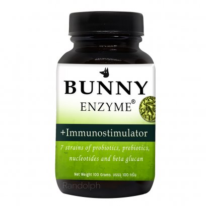 BUNNY ENZYME  & IMMUNOSTIMULATORS