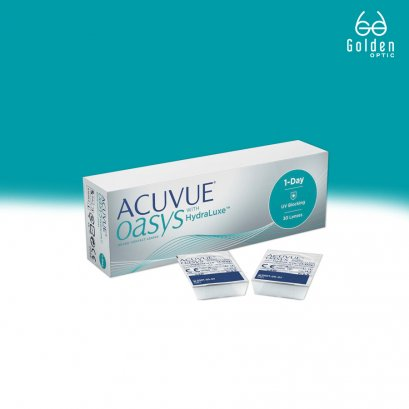 ACUVUE OASYS1-Day with Hydraluxe Technology