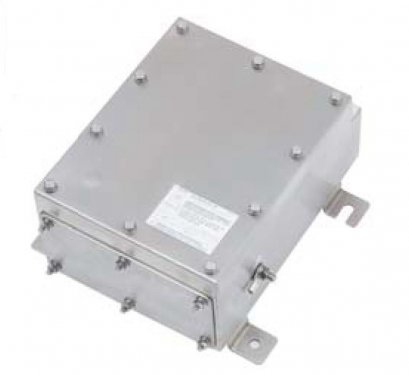 Junction Box with Terminals (Stainless Steel), JBE3 Series