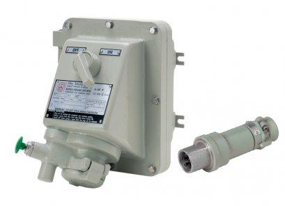 Receptacle Interlocked with Switchand Plug DRCS, DPG Series E3/ 4