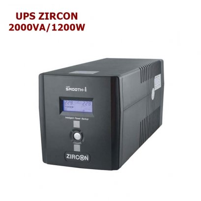 UPS SMOOTH I 2000VA / 1200W