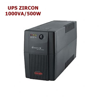 UPS SMOOTH Series 1000VA / 500W