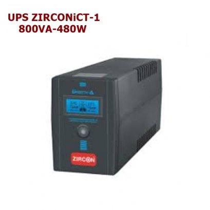 UPS ZIRCON iCT-1 800VA/480W