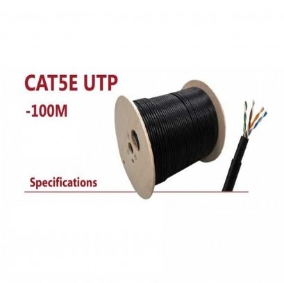 CAT5E UTP (Outdoor) 100M