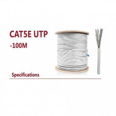 CAT5E UTP (Indoor) 100M