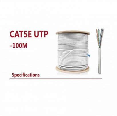 CAT5E UTP (Indoor) 100M
