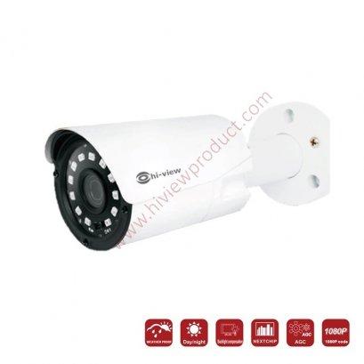 HA-524B20M กล้องวงจรปิดไฮวิว 2 ล้านพิกเซล ใช้งานภายนอกและภายใน  (Hiview Bullet Camera 2 MP 4 in 1)