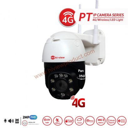 HW-33PT204G 4G MINI SPEED DOME CAMERA
