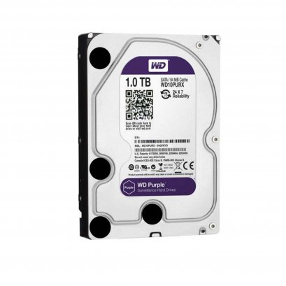 1 TB HDD  WD Purple Intellipower