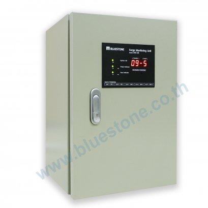 ชุดอุปกรณ์ป้องกันไฟกระโชกสำหรับระบบไฟฟ้า 3 Phase พร้อมระบบ Monitoring