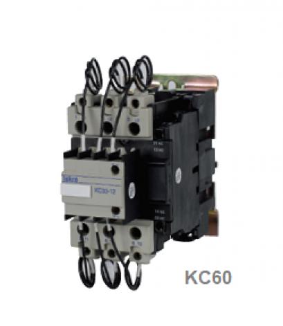 Magnetic contactors, KCK60, 400V, 60kVar