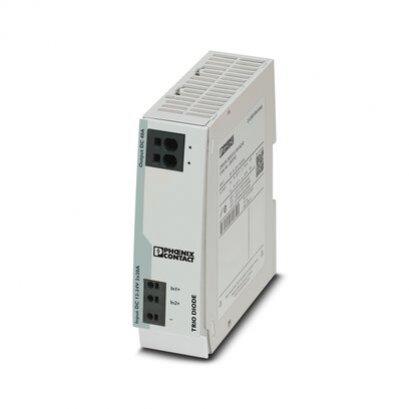 Power supply, DIODE - TRIO2-DIODE/12-24DC/2X20/1X40 - 2907379