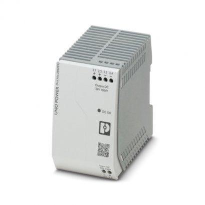 Power supply, UNO-PS/ 1AC/ 24DC/ 100W