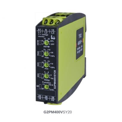 Voltage Monitoring Relay, G2PM400VSY20 : 2 CO