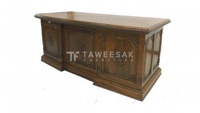 โต๊ะทำงานพื้นทึบ AT003