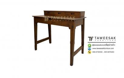 โต๊ะทำงานไม้สัก AT014