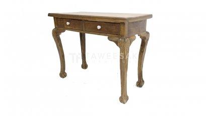 โต๊ะทำงานไม้สัก AT004