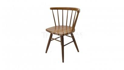 เก้าอี้ไม้สักโมเดิร์น CH031
