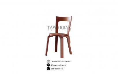เก้าอี้ไม้สักโมเดิร์น CH066