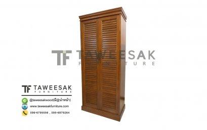 ตู้วางของไม้สัก SH020