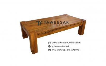 โต๊ะกลางไม้สัก ST005