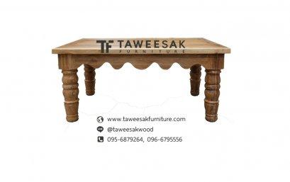 โต๊ะกลางไม้สัก ST007